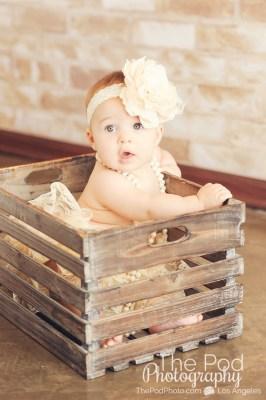 baby-In-A-Bucket-Crate-Brick-Headband-Tutu-Pearls-Urban-Marina-Del-Rey-Photography-Studio