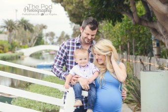 best maternity photographer pacific palisades