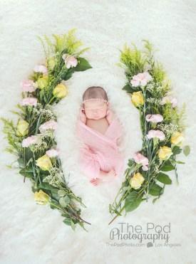 flower-wreath-newborn-picture