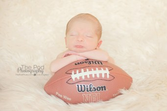 football-newborn-picture-los-angeles