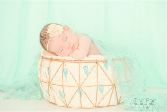 mint-teal-newborn-girl-professional-pictures