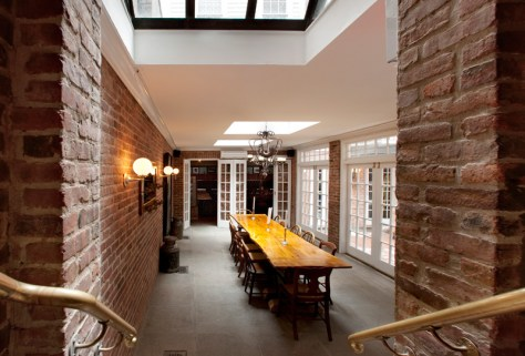 Communal Room - Photo Credit Jones Wood Foundry