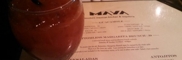 Ringing in the New Year with Boozy Brunch at Maya in NYC!