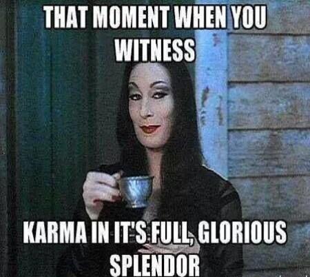 Karma-Meme