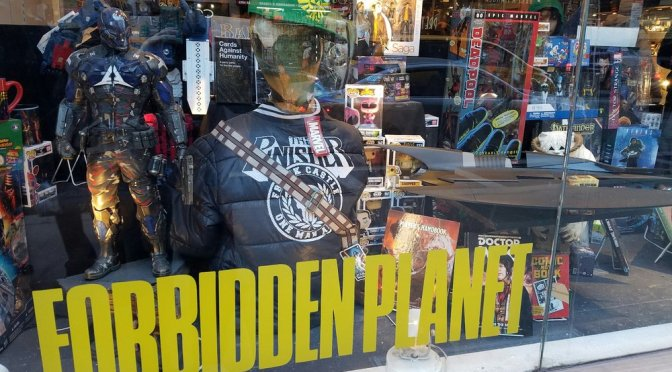 Journey to a Forbidden Planet in NYC!