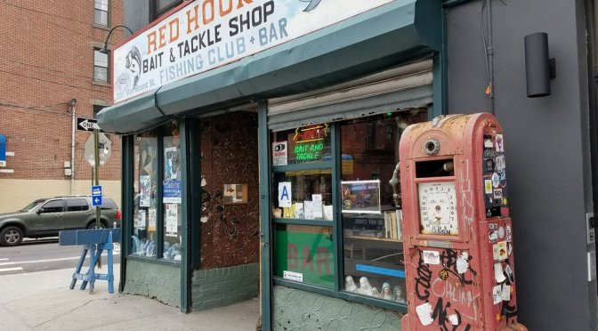 Red Hook Bait & Tackle – a Hurricane Sandy Survivor
