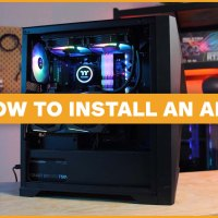 How to Install an All-in-One Cooler