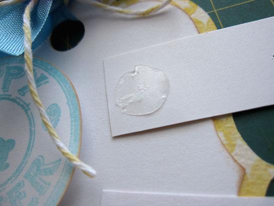 Step 2 Zots Adhesive Dots Therm O Web Daniela Dobson