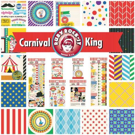 Ruby Rock-It Carnival King