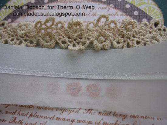 Step 2 by Daniela Dobson Craft Zips Therm O Web