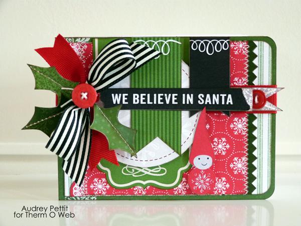 AudreyPettit LYB Making Merry Santa Card