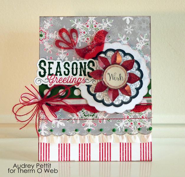 AudreyPettit LYB Making Merry Seasons Greetings Card