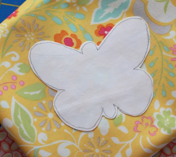 Spring Butterflies tutorial