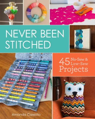 Never Been Stitched cover