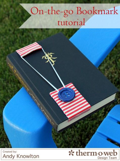 on the go bookmark tutorial