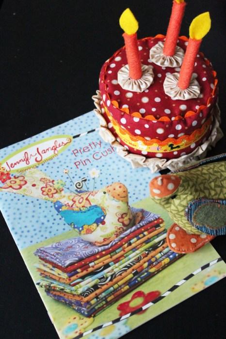 Jennifer Jangles Patterns and fabric