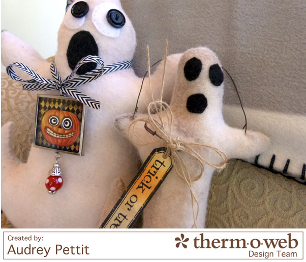 AudreyPettit Thermoweb StitchnSew Ghosts2