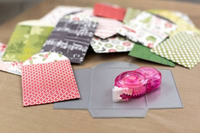 Be sure to visit Alice's blog to see what she's created with our Mini Tape Runners!
