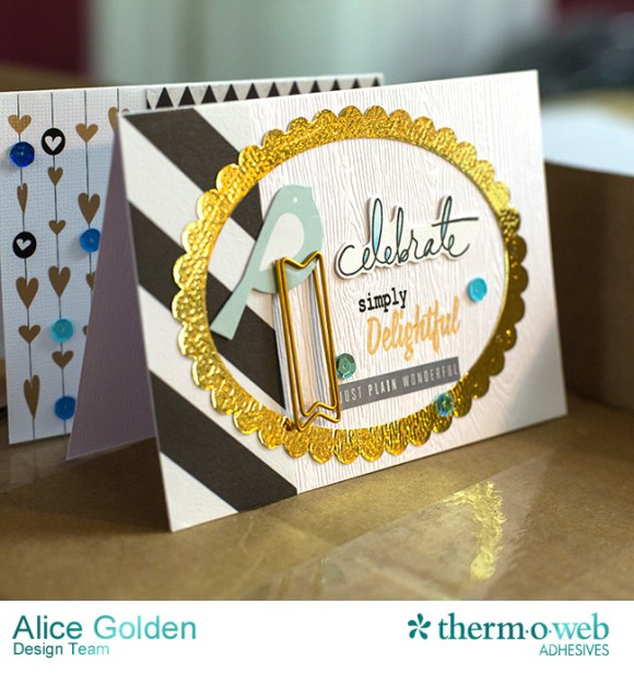 Alice-Golden-Therm-O-Web-Deco-Foil-Paper-Issues-Cards-9