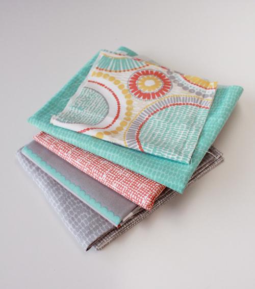 Dear Stella Mika fabric