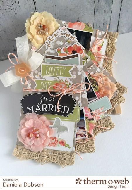 Just Married mini album by Daniela Dobson