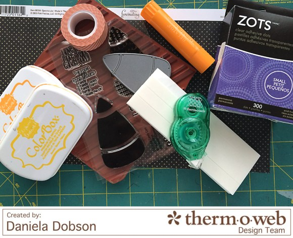 Therm O Web supplies by Daniela Dobson