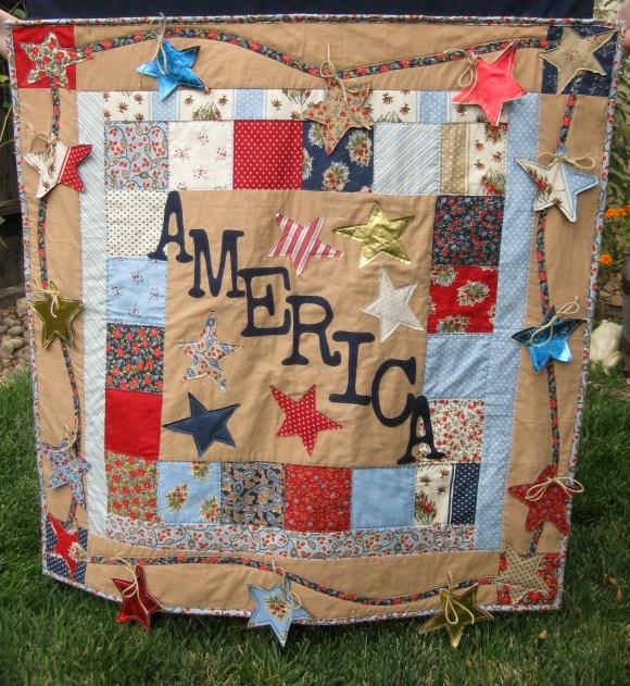 America quilt