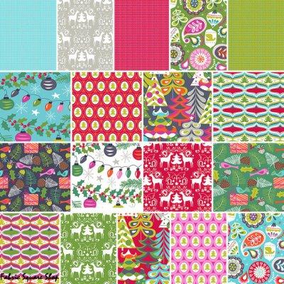 Treelicious Fabrics