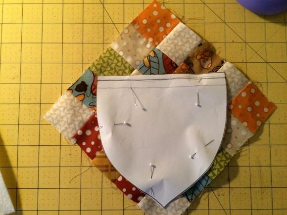 patchwork acorn potholder 9