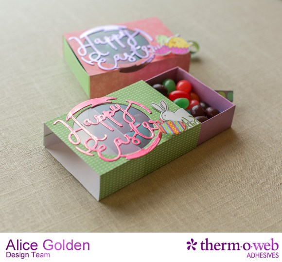 Alice Golden TOW Easter Treat Boxes 7