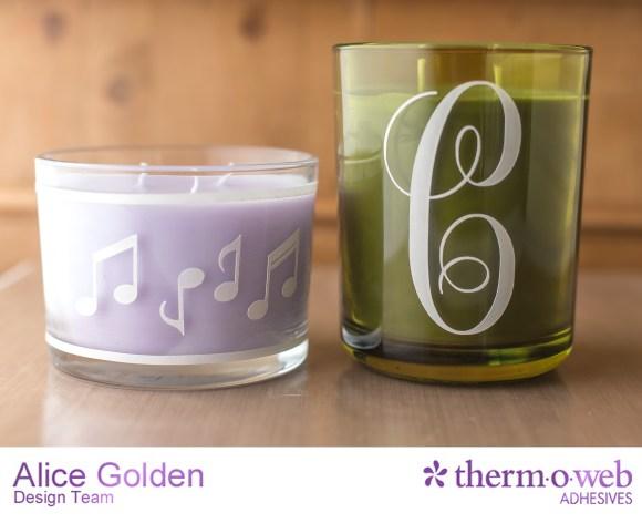 Alice Golden TOW Easy Tear DIY Custom Candles 2