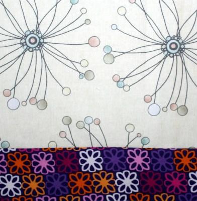 background of block