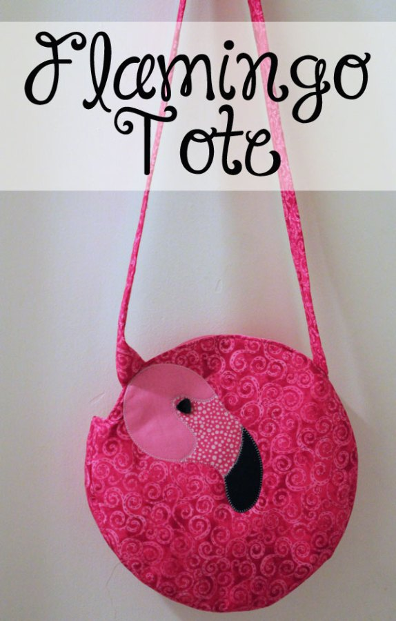 Make a Flamingo Tote