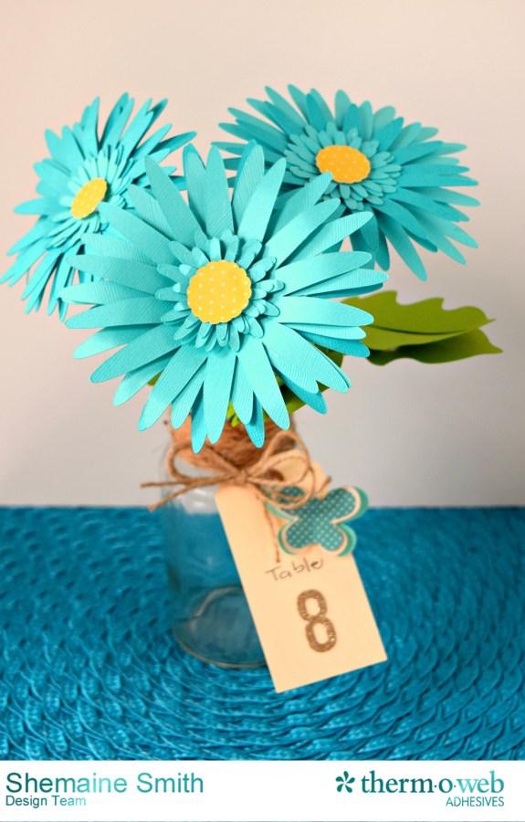 Layered Daisy Flower