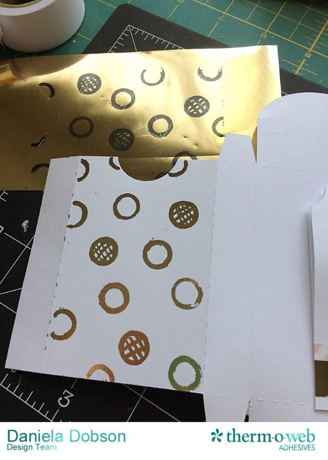 Smile gift box step 3 by Daniela Dobson