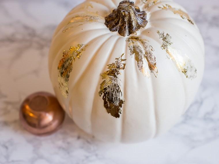 Deco Foil Fall Foiled Pumpkins