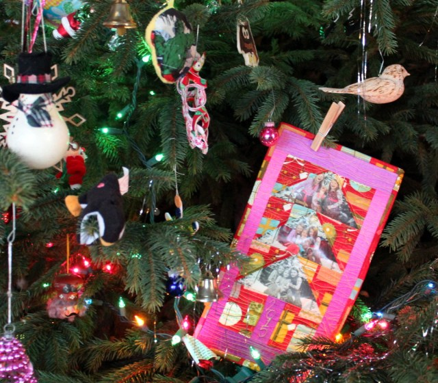 Memory Tree Ornament