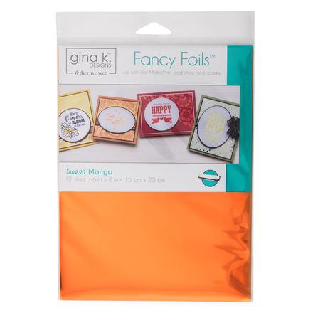 Fancy Foils Mango