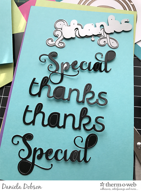 Thank you card set step 1 by Daniela Dobson