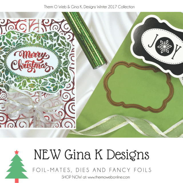 New Gina K Designs Winter Collection 2017
