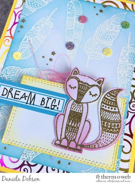 Dream big close by Daniela Dobson