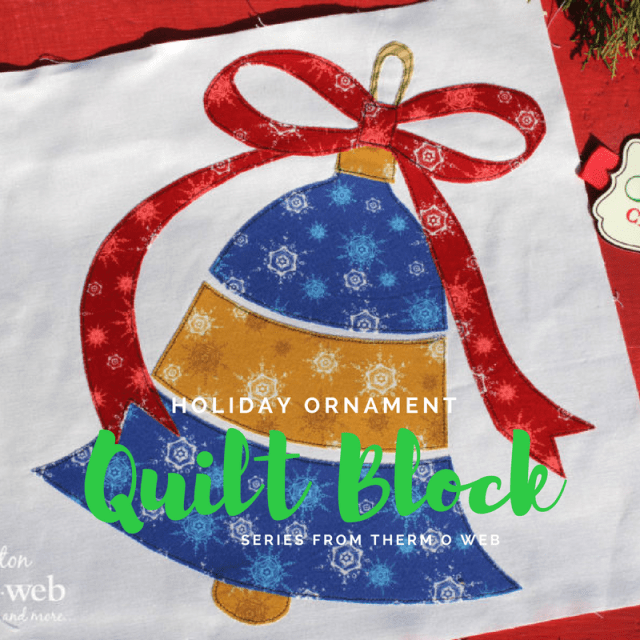 Holiday Ornament Quilt Block Series