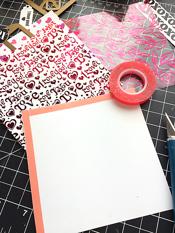 VD Treat boxes step 2 by Daniela Dobson for Therm O Web