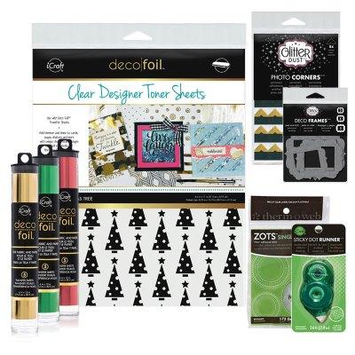 Deco Foil Blog Giveaway