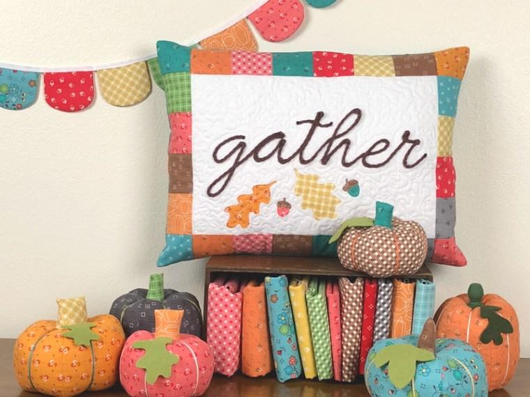Create A Handmade Fall Pillow