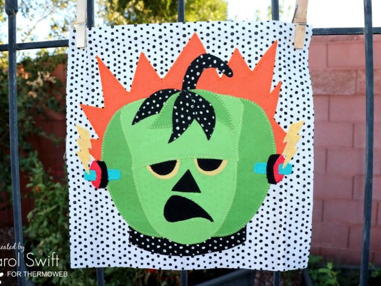 Halloween Sew-Along Frankie