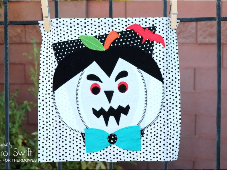Count Halloween Sew-Along