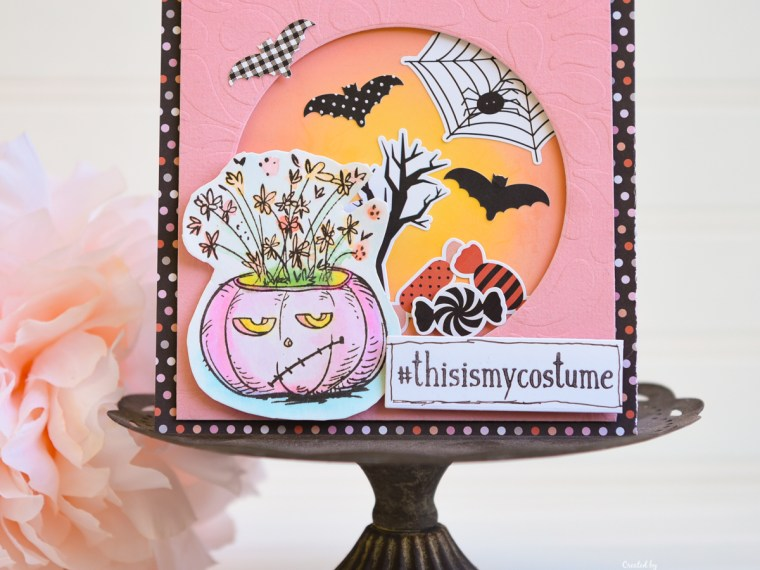 Halloween Cards with The Rabbit Hole Designs