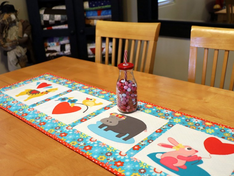 Valentine Sew Along Projects