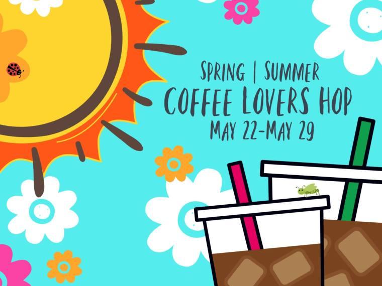 Coffee Lovers Blog Hop